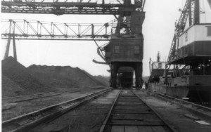 lake erie navigation and coal dock 1960